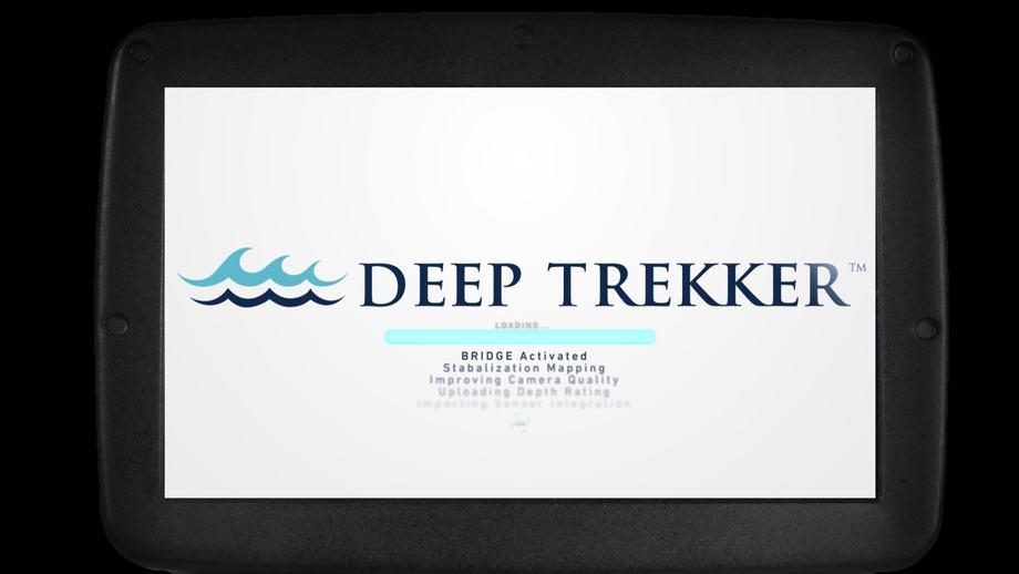 El nuevo robot será presentado a principios de abril de este año. Foto: Deep Trekker.