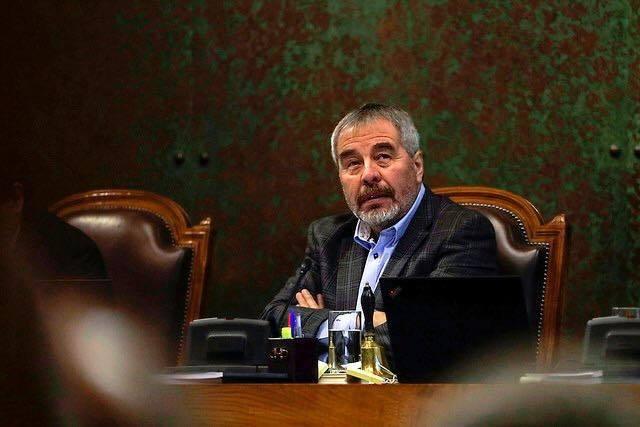 Diputado Gabriel Ascencio. Foto: Redes sociales del diputado Gabriel Ascencio.