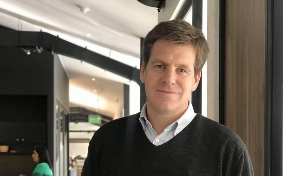 Derek Kohn, gerente Comercial de Australis Seafoods. Foto: Australis Seafoods.