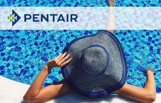 Pentair obtiene este reconocimiento por la eficiencia energética de sus piscinas. Foto: Pentair.