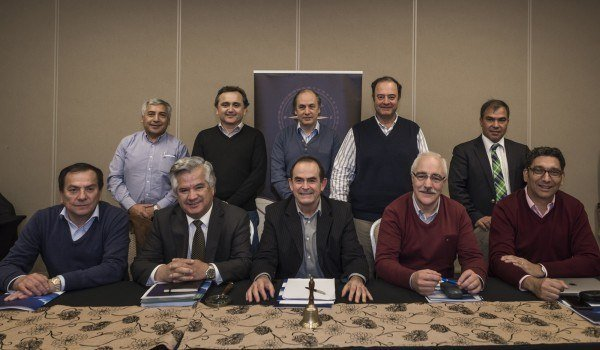 Integrantes del nuevo directorio de Armasur. Foto: Armasur.