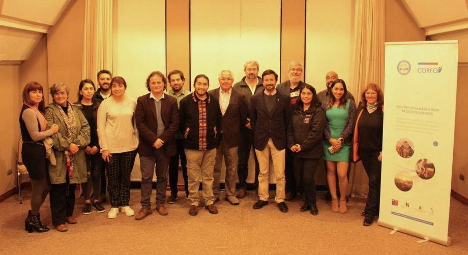 Asistentes al seminario. Foto: Centro INCAR.