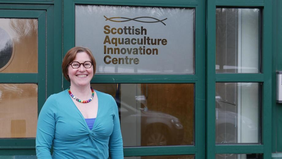 Heather Jones: Farmed fish and shellfish are a cornerstone of Scotland's burgeoning food and drink sector. Photo: FFE.