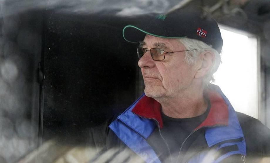Ingvar Martin Landøy har vært med siden oppdrettsnæringens pionertid. Nå er han gått bort. Foto: Cargil.