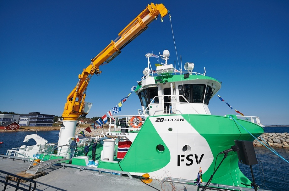 «Multi Provider» er den andre Vard Aukra bygger for FSV Group