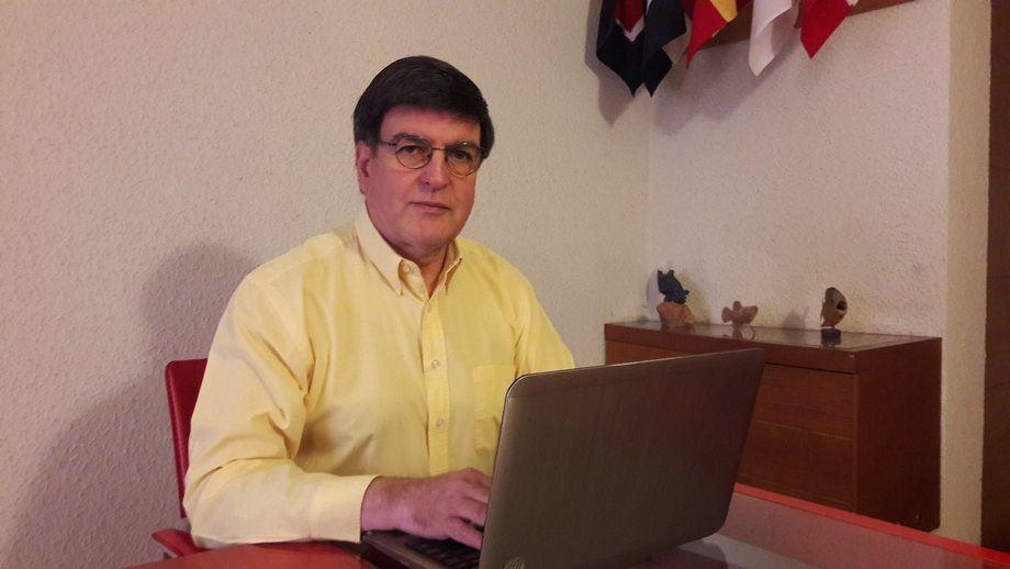 Marcelo Campos Larraín, Socio Director de Acuasesorías Ltda. Foto: Archivo Salmonexpert.