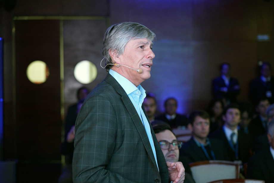 José Ramón Gutiérrez, presidente ejecutivo de Multiexport Foods. Foto: Multiexport Foods.