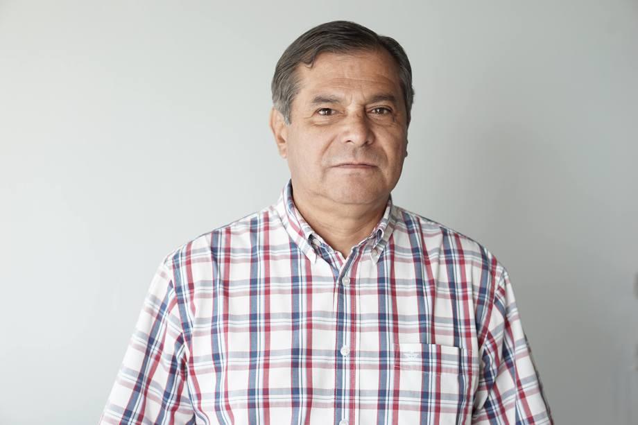 Gerente de Medio Ambiente y Concesiones de Cermaq Chile, Ricardo Calvetti. Foto: Cermaq Chile.