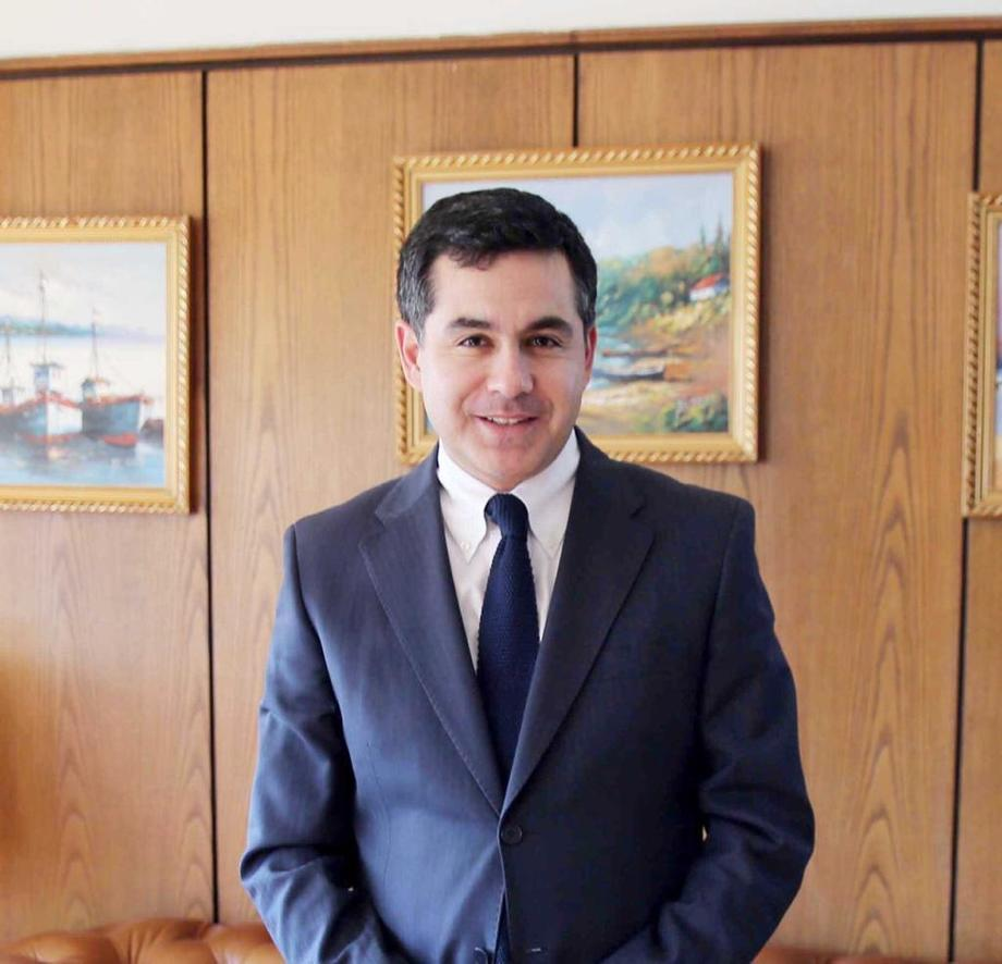 Eduardo Riquelme, ahora ex subsecretario de Pesca y Acuicultura. Foto: Subpesca.