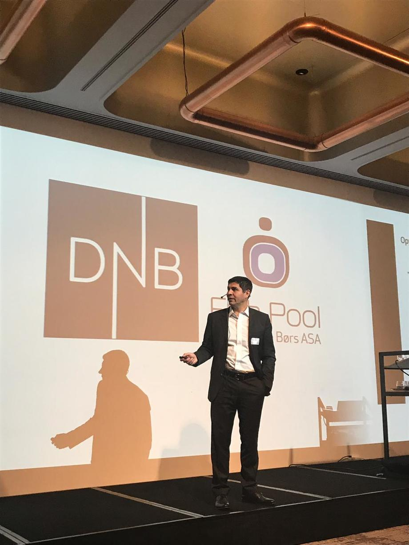 CEO de Integra Chile, Fernando Bueno. Foto: Integra Chile.