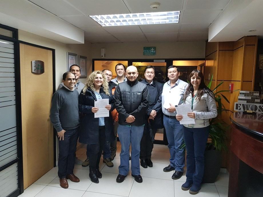 Cargill y sindicato de trabajadores finalizaron negociación colectiva. Foto: Cargill.