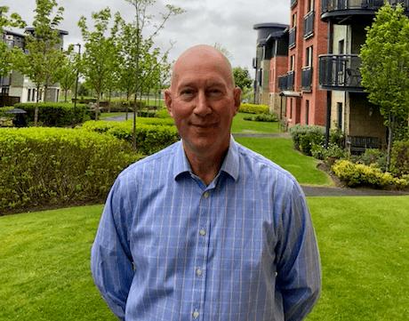 Neil Robertson, nuevo director de la sección CleanTreat de Benchmark. Foto: Benchmark.