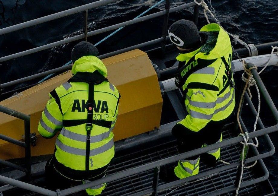 Aldri før har AKVA group sirket seg så store ordrer som i førstekvartal i år. Foto: AKVA group.