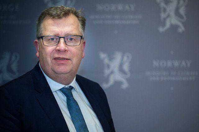 Statssekretør Atle Hamar i Klima- og miljødepartementet. Foto: Klima- og miljødepartementet