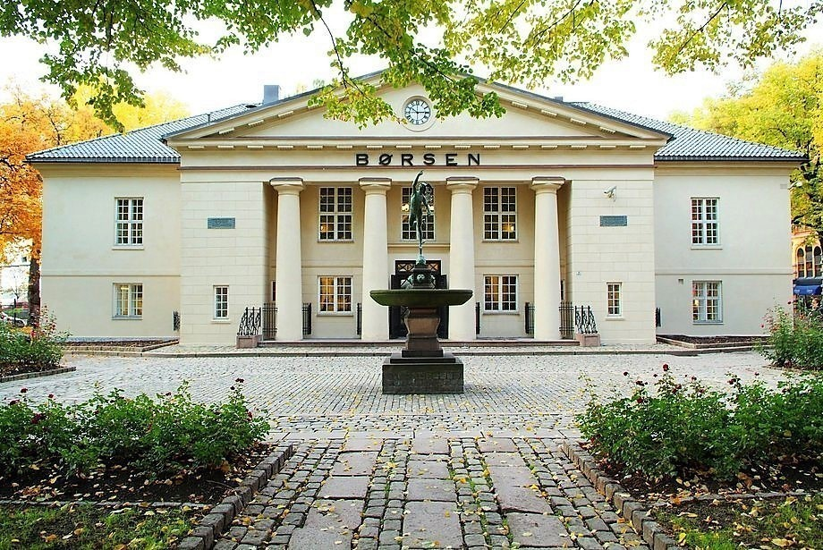 Bolsa de Oslo. Foto: Archivo Salmonexpert.