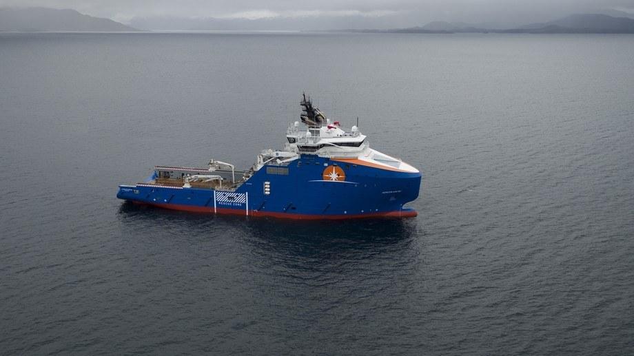 «Horizon Arctic» er nå overtatt av Horizon Maritime
