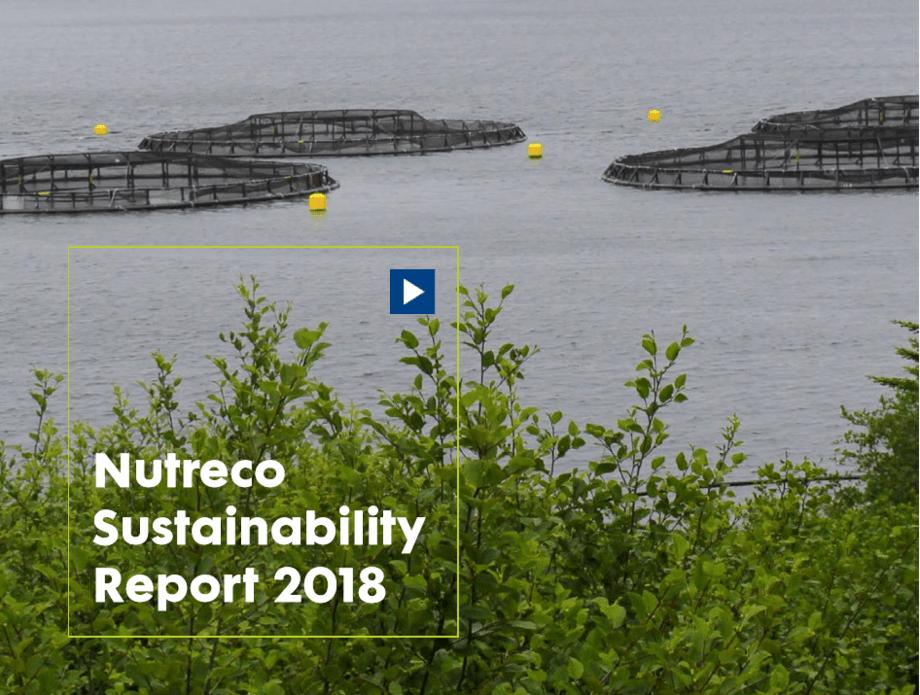 Nutreco lanzó su reporte disponible 100% digital. Foto: Nutreco.