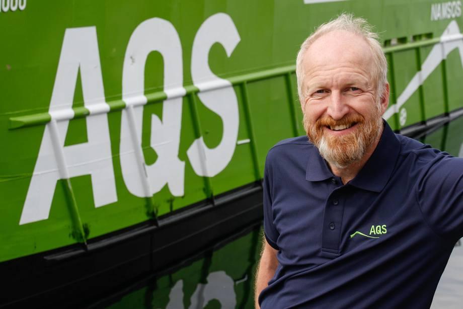 Ove Løfsnæs, arbeidende styreleder i AQS. Foto: AQS