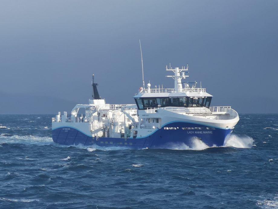 Intership har inngått nye langtidskontrakter og utvidet flåten sin. Foto: Intership.