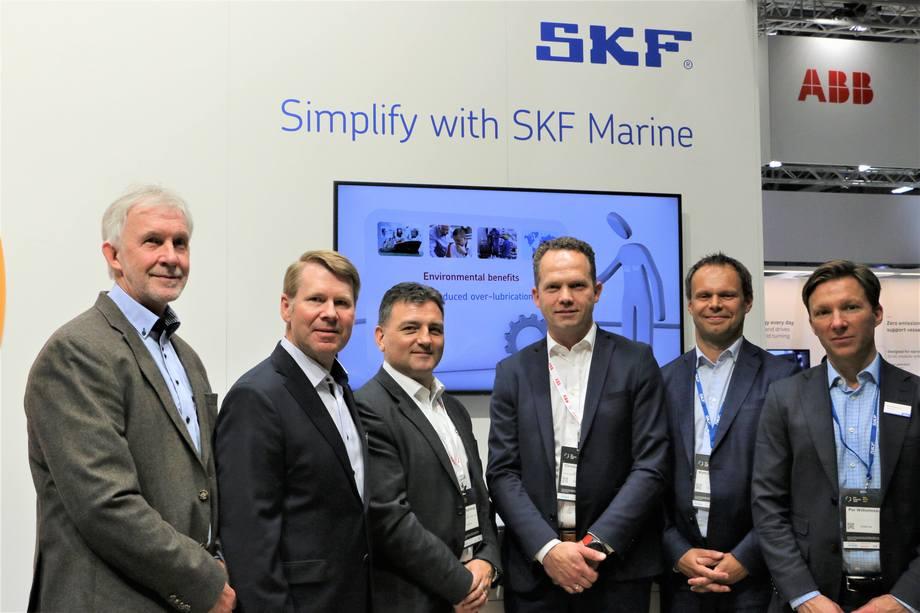Fv Terje Kittilsen (SKF), Johnny Doksæter (SKF), Arne Hammer (Karsten Moholt), Christian Skjoldli (Karsten Moholt), Mattias Årstadius (SKF) Per Wilhelmsson (SKF)