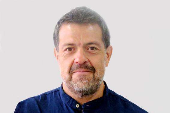 Dr. Víctor Martínez, académico e investigador de la Universidad de Chile. Foto: Víctor Martínez.