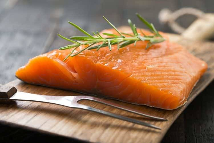 Imagen referencial de salmón ahumado. Foto: Archivo Salmonexpert.