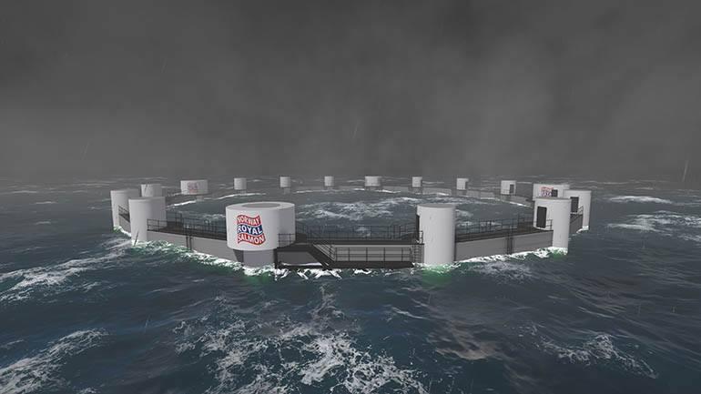 Imagen referencial del proyecto. Foto: sectormarítimo.es