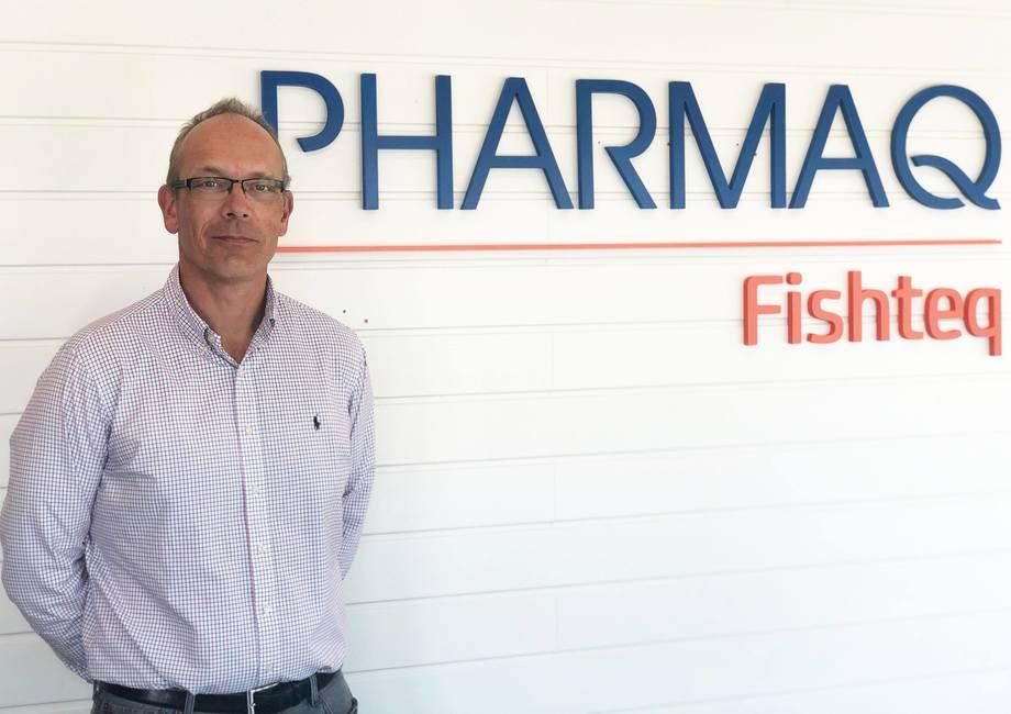 Dagfinn Strømme blir en ny daglid leder i Pharmaq Fishteq. Foto: Pharmaq Fishteq.