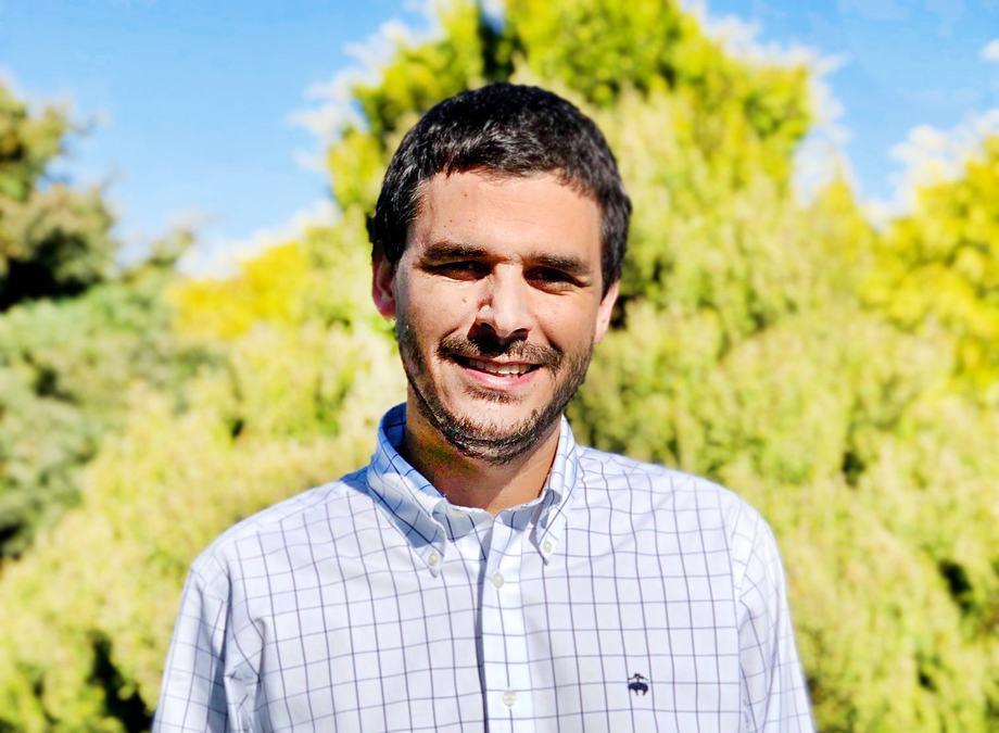Vicente De la Cruz, gerente Comercial de AquaChile. Foto: Aquachile.