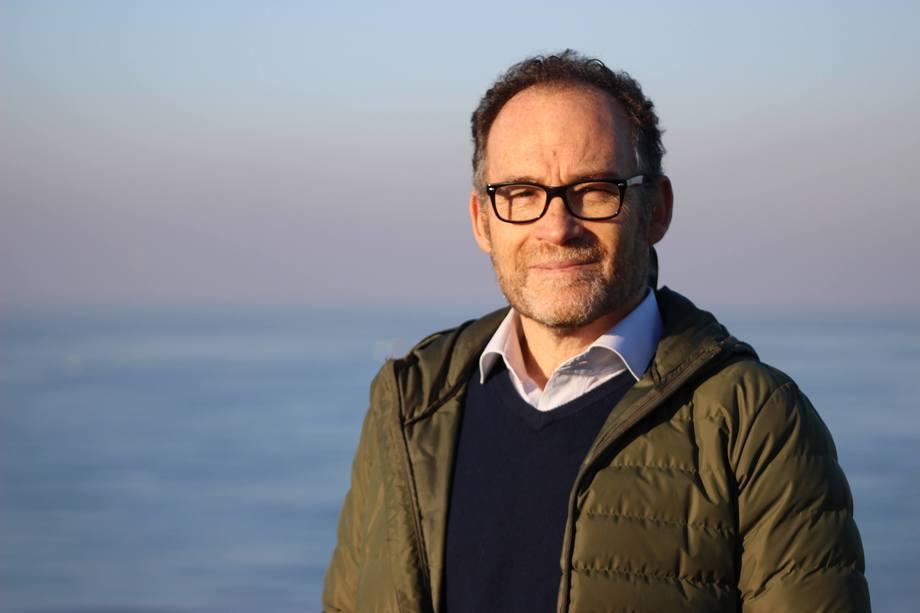 Claudio Pavez, director del Consorcio de Acuicultura Oceánica SPA.