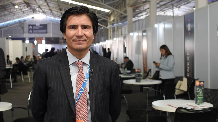 Director comercial de ProChile en México, Héctor Echeverría. Foto: ProChile.