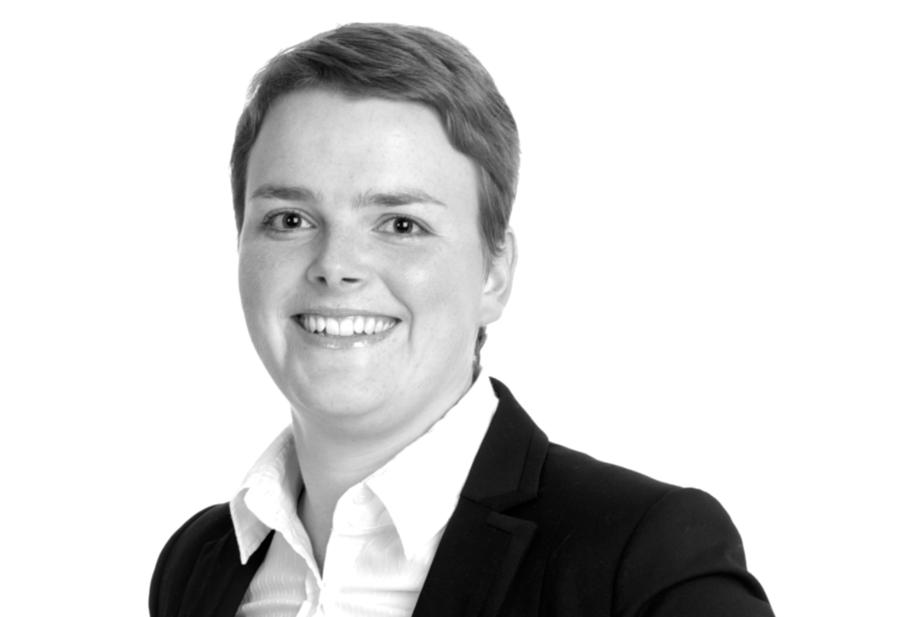 Hedvig Jakobsen starter som konsernkontroller i NTS ASA i august. Foto: Tomine Meling