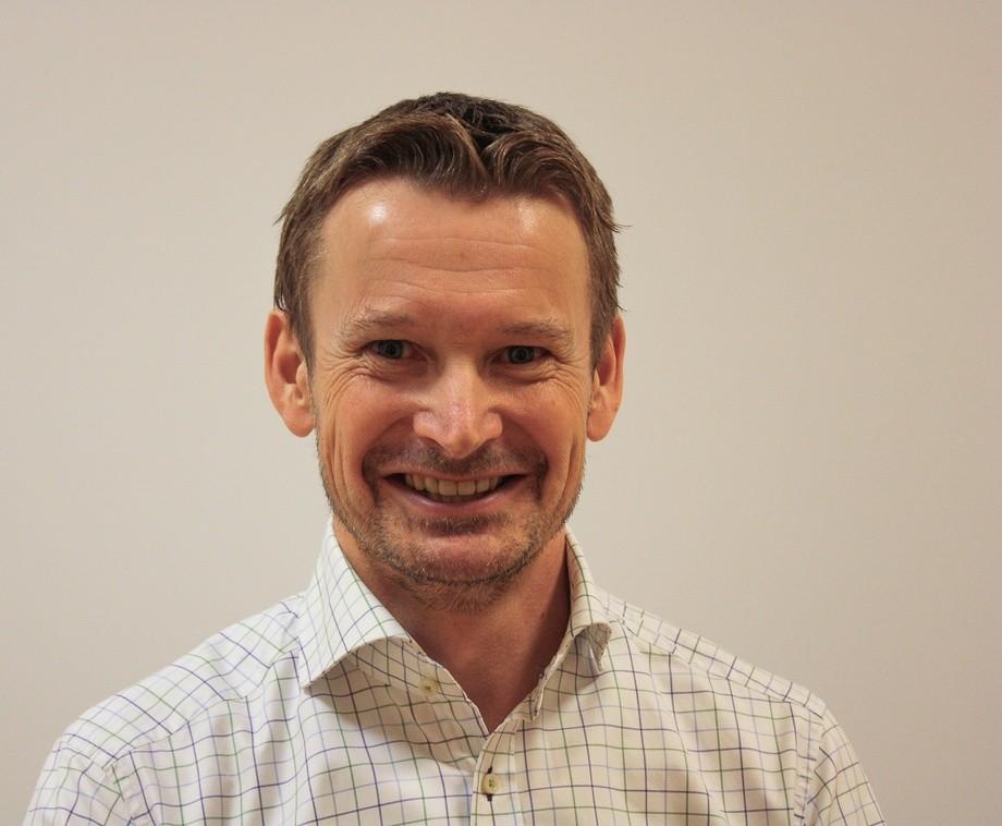 Kristian Steinhylla er ny leder i Mørenot Aquaculture. Foto: Mørenot
