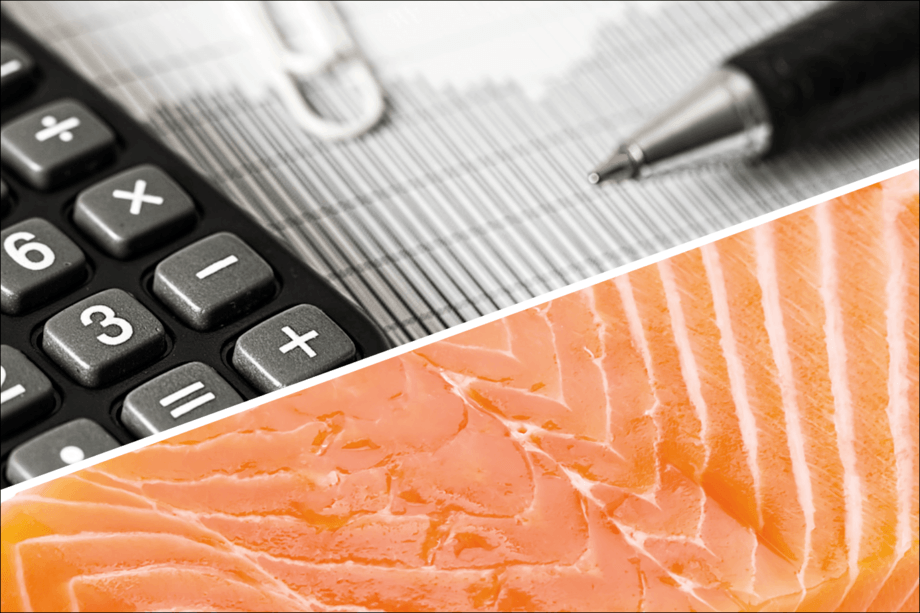En Chile, se aplican mayores tasas impositivas que en Noruega. Ilustración: Salmonexpert.
