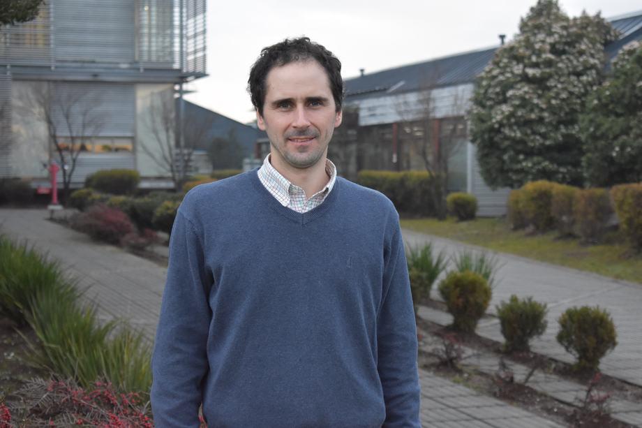 En este tiempo, Martín Hepp se desempeñó como Controller Financiero y en la gerencia de Negocios de Valor Agregado. Foto: Multiexport Foods.