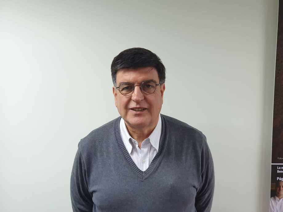 Marcelo Campos, Socio Director de Acuasesorías Ltda. y Asesor Técnico de Acotruch A.G. Foto: Salmonexpert.