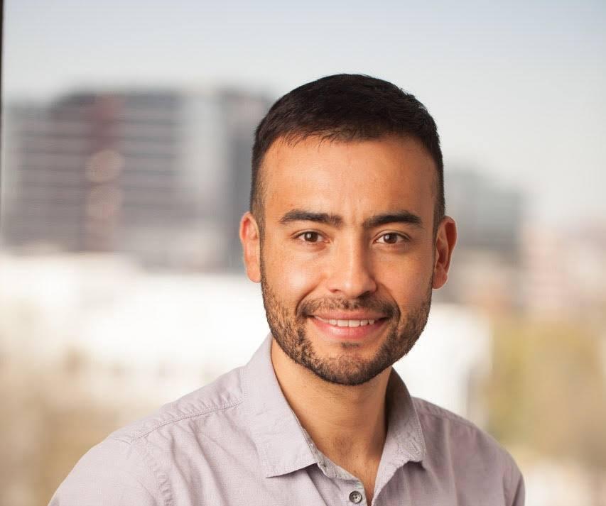 Pablo Valdés Donoso, Data Scientist en Cryoocyte. Foto: Cryoocyte.