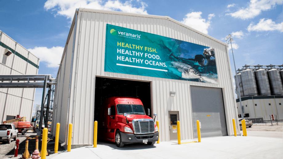Veramaris, que lidera el F3 Challenge, recientemente comenzó a enviar su aceite de algas desde una nueva planta en Estados Unidos. Foto: Veramaris.