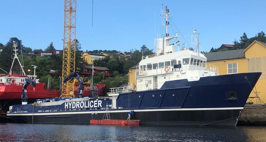 Det nye navnet til Hydrolicer-selskapene blir Smir. Foto: Hydrolicer