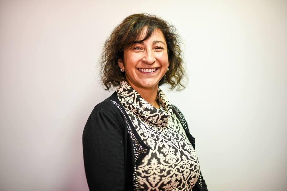 Subdirectora de I+D del INIA, Marta Alfaro. Foto: INIA.
