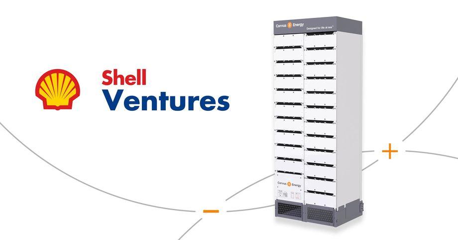 Shell kjøper grønt. Satser på batteriselskapet Corvus. Foto: Corvus.