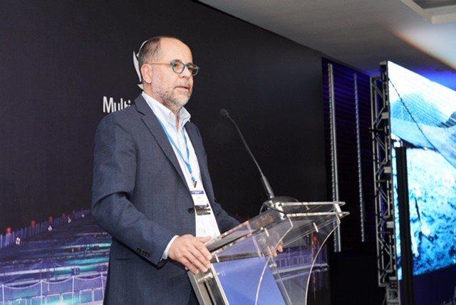 Andrés Lyon, gerente general de Multiexport Foods. Foto: Archivo Salmonexpert.