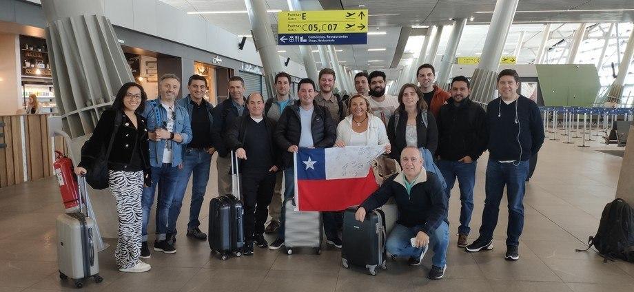 Serán 18 las empresas nacionales ligadas al mundo acuícola que visitarán el país nórdico. Foto: Endeavor Chile.