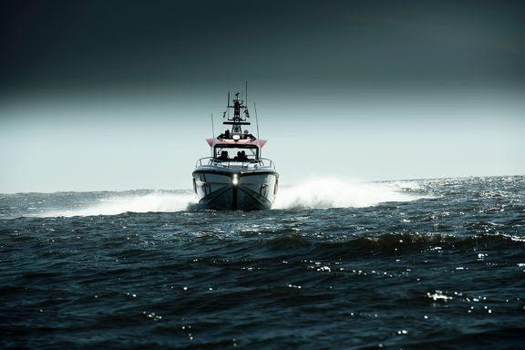 RS 170 «Prinsesse Ragnhild» er skøyte nummer fem i Staff-klassen. Foto: Glenn Røkeberg/Redningsselskapet