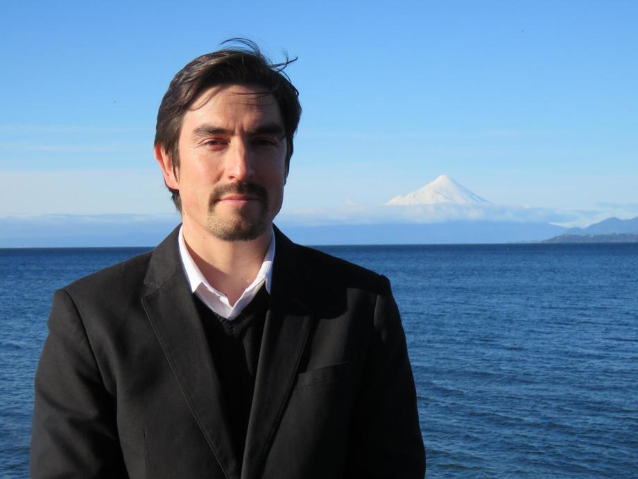 Xavier Gutiérrez, autor principal del estudio y gerente general de NIVA Chile. Foto: Salmonexpert.
