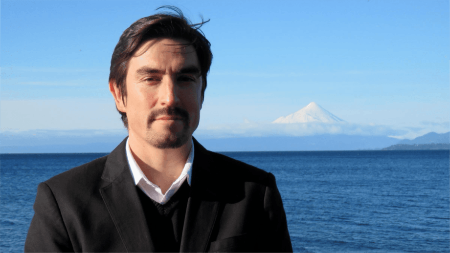 Xavier Gutiérrez, lead author of the study and general manager of NIVA Chile. Photo: Salmonexpert.