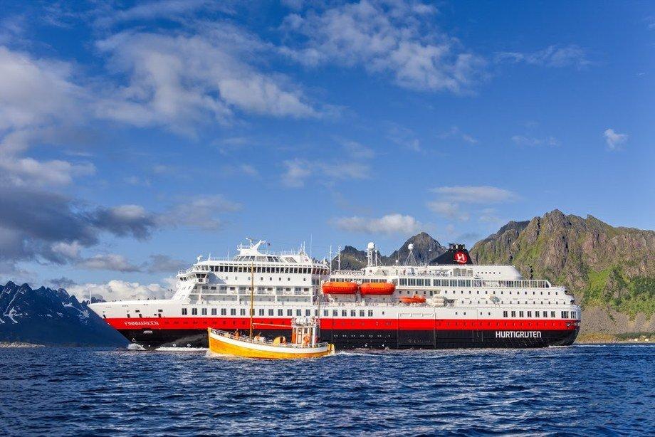 Foto: Agurtxane Concellon/Hurtigruten