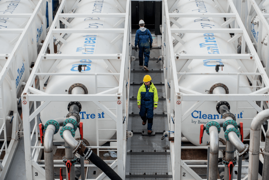 CleanTreat is currently on test in Norway, where it is proving successful. Photo: Benchmark.