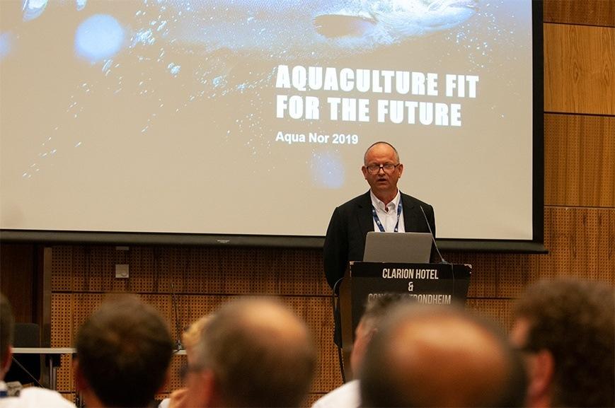 Malcolm Pye er en av grunnleggerne av Benchmark, men gav seg for få dager siden som CEO i selskapet. Foto: Pål Mugaas Jensen
