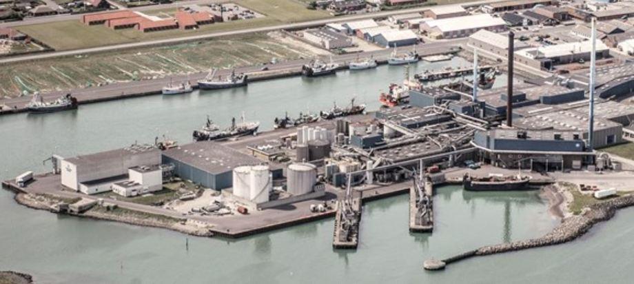 The TripleNine marine ingredients facility in Denmark. Image: TripleNine.